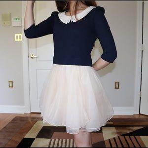 Lolita-esque babydoll dress